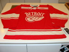 2014 Winter Classic Detroit Red Wings NHL Hockey Jersey Big House Size XXL