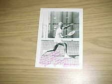 1972 Gardner Mulloy Tennis Hall of Famer Autographed Signed Photo