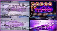 Wangan Maximum Tune 3DX+ ~ Evo 8 SS8 ~ 52000 Coins ~ LvL70 DU - *fixed name*