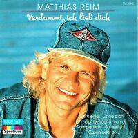 (CD) Matthias Reim - Verdammt, Ich Lieb' Dich - Ich Hab' Geträumt Von Dir, u.a.