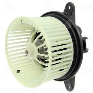 Four Seasons For Jeep Cherokee 1997-2001 HVAC Blower Motor w Wheel