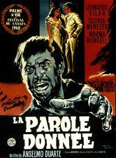 O PAGADOR DE PROMESSAS  (1962) * with switchable English subtitles *