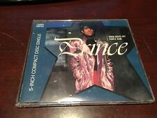 PRINCE WHEN DOVES CRY PURPLE RAIN CD SINGLE 1990 PAISLEY 211862 GERMAN IMPORT
