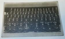 POLICE LIVERPOOL CITY REAL PHOTO c 1902-1910 H DIVISION     707