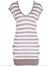 Stripes Viscose Hand-wash Only Dresses for Women