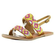 Sandali e scarpe indi sintetico per il mare da donna