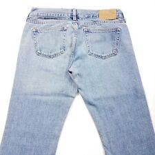 Women's Hollister Distressed Boot Cut Button Fly Jeans Size 3x29 PCR8