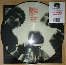 Last House on the Left LP Picture Disc RSD David Hess Wes Craven Video Nasty