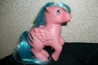 My Little Pony LIGHTNING Pegasus Glitter Bolts Pink G1 Vintage Hasbro Animal