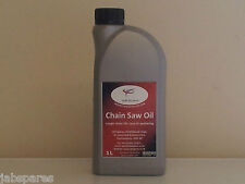 Chain Saw Oil 1Ltr Suits Husqvarna, McCulloch, Stihl etc.
