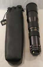 Bushnell Automatic Camera Lens 1:6.3 f=400mm 717085