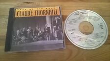 CD Jazz Claude Thornhill - Best Of Big Bands (16 Song) COLUMBIA / CBS