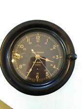 Seth Thomas Ww2 us Navy Bakelite Clock