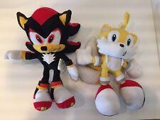 Sonic the Hedgehog Shadow Sonic & Tails Sega Nintendo Plush Figures
