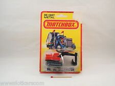 Matchbox Superfast MB 32 Excavator Pelleteuse  Mécanique , neuf/blister (#A20)