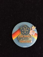 Epcot 30th Anniversary Pin And Button with Figment 2012