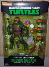TMNT MICHELANGELO Teenage Mutant Ninja Turtles Movie II 1991 Classic Figure