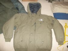 The North Face Gotham Canada Alaska Goose Down Bomber Parka Jacket Coat TNF NICE