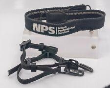 Scarce - NPS Nikon Professional Services Domke Gripper Camera Neck Strap