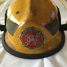 Retired Authentic Dallas Fire Dept.FirefighterHelmet  ***USED***