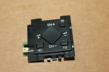 """POWER ON OFF CHANNEL VOLUME UP DOWN BUTTON FOR SONY KDL-43W756C 43"""" LED TVS"""