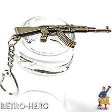 AK-47 Schlüsselanhänger Keyring AK 47 Kalashnikov Sturmgewehr Keychain Anhänger