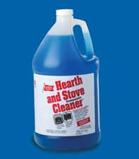1 Gallon-Speedy White, Fireplace, Hearth & Stove Cleaner, creosote/soot removal!