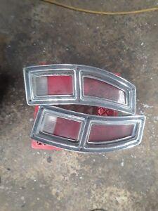 1977 Ford Ltd II TailLights