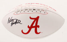 Najee Harris Signed Alabama Crimson Tide Football Beckett