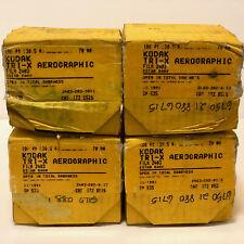 New listing Kodak Tri-X Aerographic film 2403 perforations type Ii 70mm x 100 ft Sp 535
