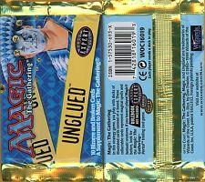 Vintage Magic | 1 x MTG Factory Sealed Unglued Booster Pack | Full Art Lands!!!