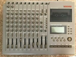 Tascam 488 8-Track Portastudio Cassette Recorder. Refurbished. NO SHIPPING