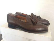 J.M WESTON Brown Loafers Size 6,5 D / EU 40 / US 7 - 7,5 - France
