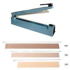 200/300/400mm Impulse Sealer Heat Wire Element Strip Sealing Machine Dreamed
