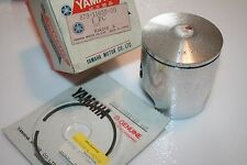 NOS YAMAHA SNOWMOBILE 1ST OVER PISTON AND RING 1974 GPX433 879-11635 820-11611