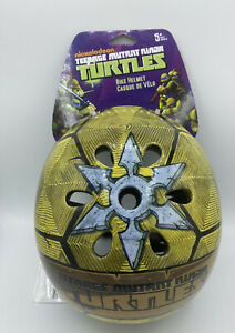 Nickelodeon Teenage Mutant Ninja Turtles Child Bike Helmet 5+ New
