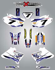 Yamaha WRF 250 - 426 1998-2002 stickers Full  Custom Graphic Kit - AUSSIE PRIDE