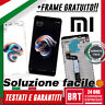 DISPLAY LCD+TOUCH SCREEN+FRAME ORIGINALE PER XIAOMI REDMI NOTE 5 SCHERMO VETRO!!