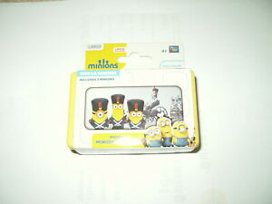 Micro MINION Playset -VIVE LE MINIONS