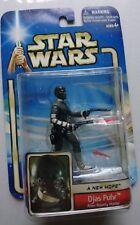 Star Wars a Hope Djas Puhr Alien Bounty Hunter Hasbro 84809 Year 2002 (moc)