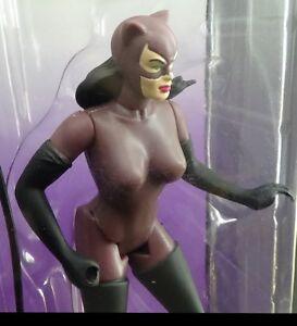 Batman Catwoman - Légendes De, Scellé Kenner Mint Action Figurine Sur Presque