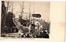CPA ROUBAIX .- Cavalcade du 31 mai 1903 Le char du commerce  (193334)
