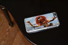 Animal The Muppets teléfono caso iPhone 4 5 6 7 Samsung S6 S7