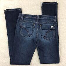 Joe's Jeans Knnedy Low Rise Slim Boot Cut Jeans Size W 26 Stretch Made USA 28x32