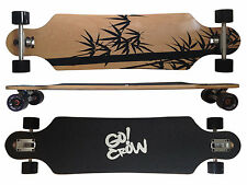 "MAXOfit® Deluxe Longboard ""Crow No.12""103 cm"