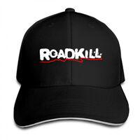 Roadkill logo Unisex Adjustable Baseball Snapback Cap Hat