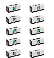 10 Rolls Ilford HP5 Plus 400 120 Black and White Negative Print Film, 1629017