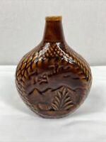 Vintage Ceramic Tequila Decanter