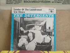 """DETERGENTS, LEADER OF THE LAUNDROMAT ULCERS - 7"""" R-4590"""
