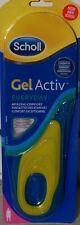 Scholl Gel Active Every Day Shoe Soles for 38-42 1 Pair 2 pc. APF
